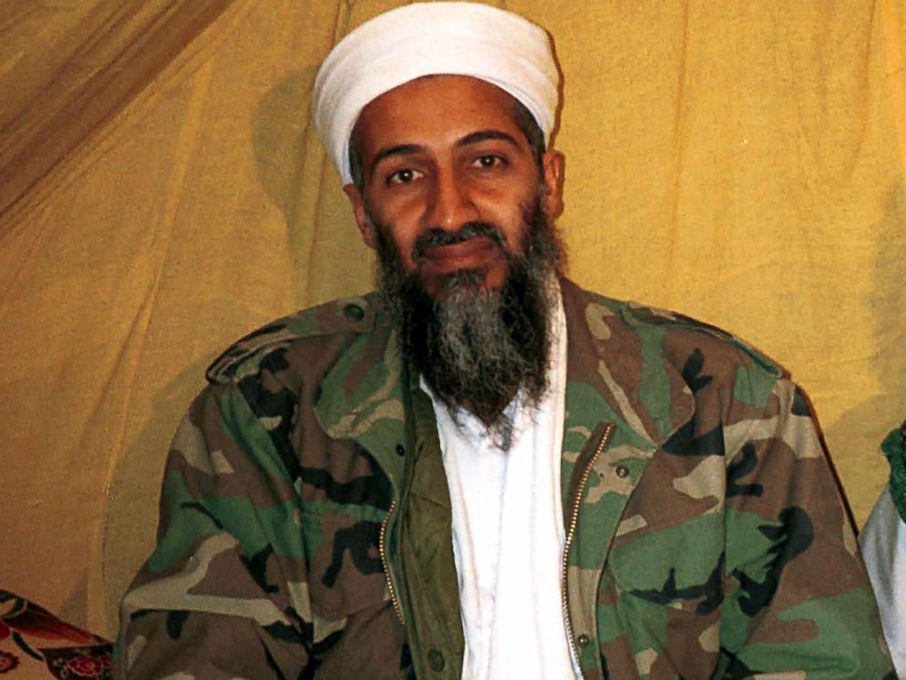 PHOTO: Al-Qaeda leader Osama bin Laden, in Afghanistan.