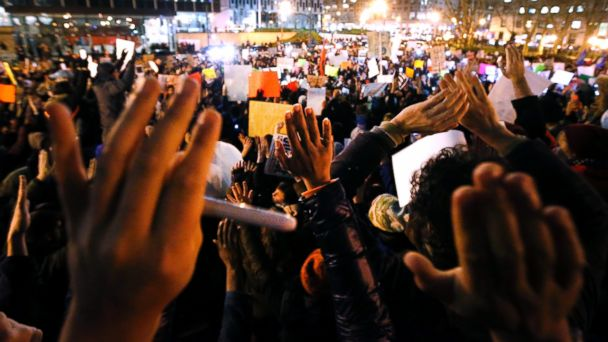 What the Justice Department Review Means for the Eric Garner Case
