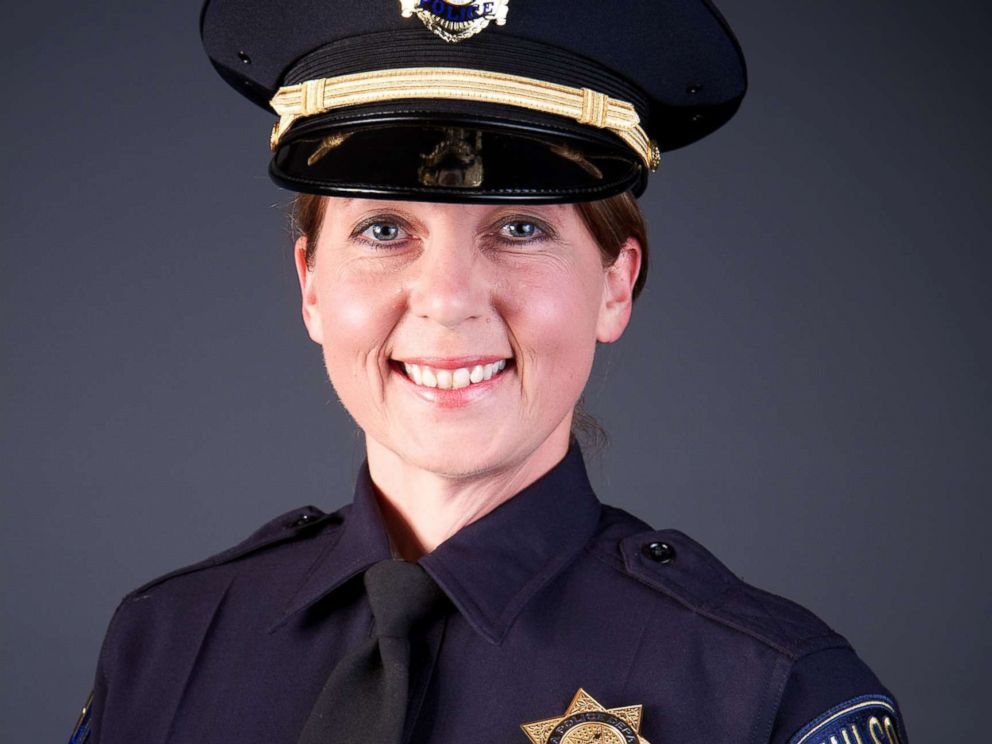 PHOTO: This undated photo provided by the Tulsa Oklahoma Police Department shows officer Betty Shelby. Police say Tulsa officer Shelby fired the fatal shot that killed 40 year-old Terence Crutcher, Sept. 16, 2016.