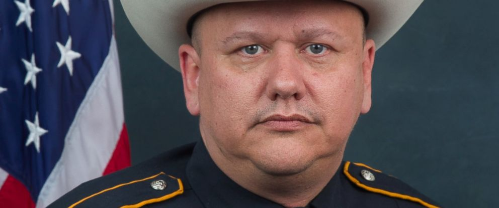 PHOTO: This undated photo provided by the Harris County Sheriffs Office shows sheriffs deputy Darren Goforth who was fatally shot Friday, Aug. 28, 2015.