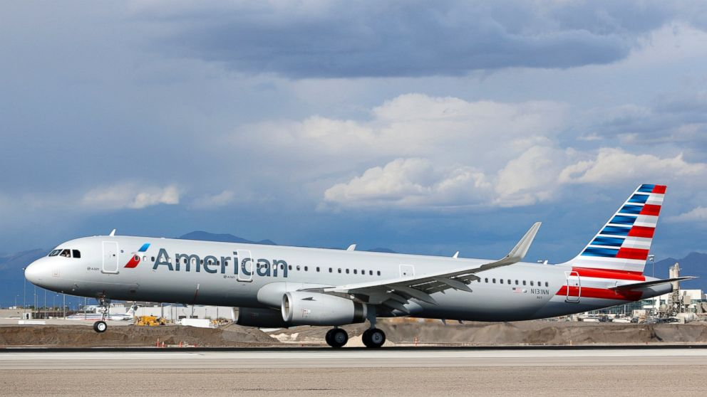 Computer Glitch Grounds American Airlines Flights In Three