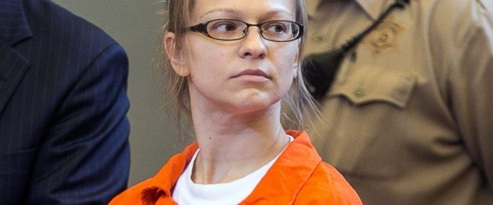 PHOTO: Angelika Graswald stands in court at her arraignment in Goshen, N.Y. in this May 29, 2015 file photo.