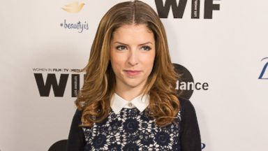"""PHOTO: Anna Kendrick attends the premiere of """"Selfie,"""" the new documentary short film from Dove and Sundance Institute, Jan. 20, 2014, in Park City, Utah."""