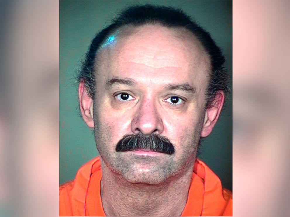 PHOTO: This undated file photo provided by the Arizona Department of Corrections shows inmate Joseph Rudolph Wood.