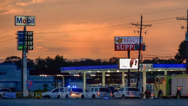 Witness in Baton Rouge Police Shootings Recounts Gunman 'Running at Me' With a Rifle
