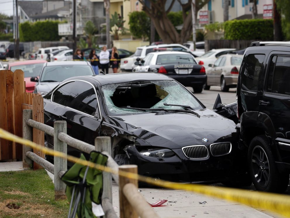 BMW Santa Barbara >> Santa Barbara Killer Began By Stabbing 3 in His Home - ABC News