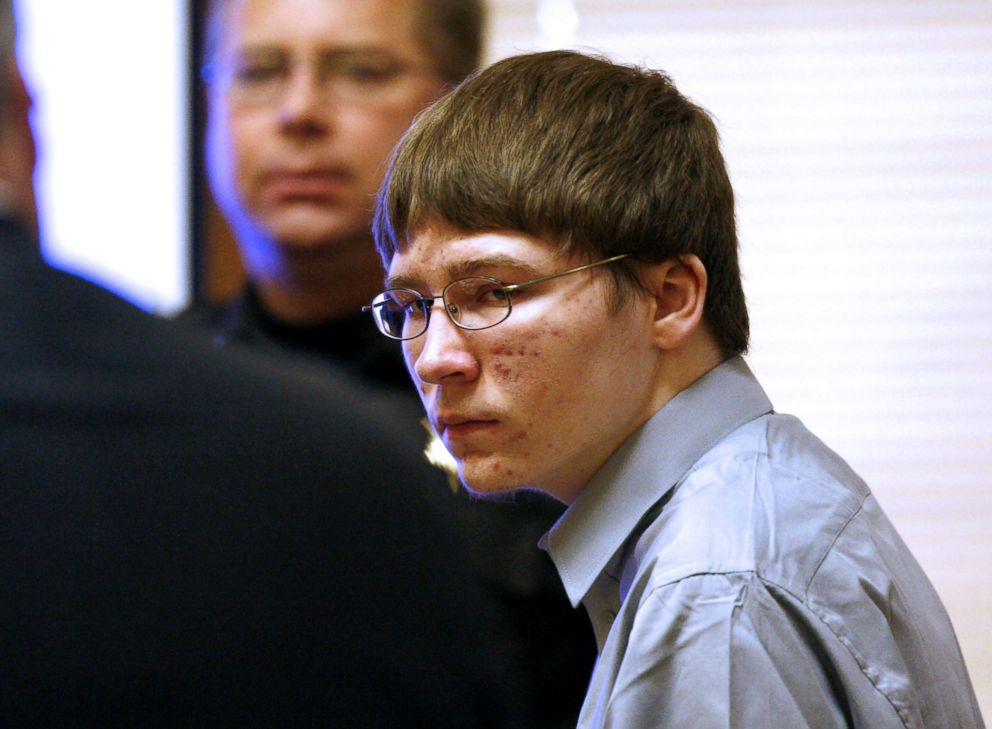 PHOTO: Brendan Dassey appears in court Monday, April 16, 2007, at the Manitowoc County Courthouse in Manitowoc, Wis.
