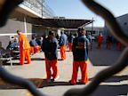 PHOTO: calif prison strike