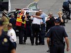 PHOTO: Capitol Hill in Washington after gunshots were heard.
