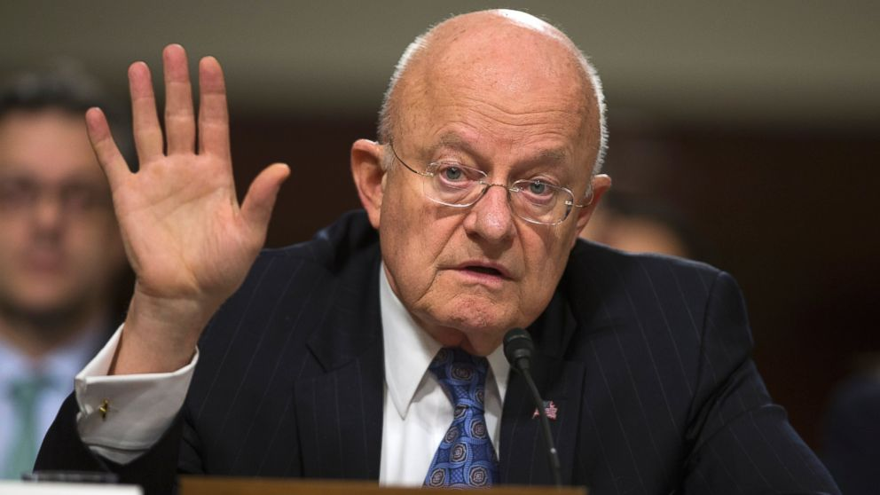 Image result for james clapper, pictures