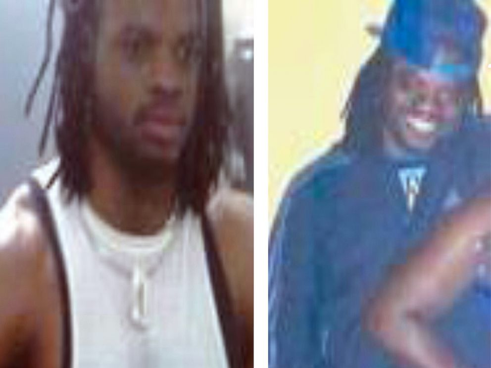PHOTO: This combination of undated photos provided by the Washington, D.C., police shows Daron Dylon Wint.