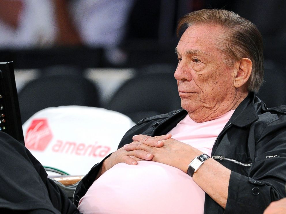 PHOTO: Los Angeles Clippers team owner Donald Sterling watches his team play in Los Angeles in this Oct. 17, 2010 file photo.