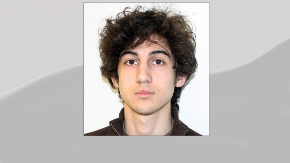 This photo released Friday, April 19, 2013 by the Federal Bureau of Investigation shows a suspect that officials identified as Dzhokhar Tsarnaev, being sought by police in the Boston Marathon bombings.