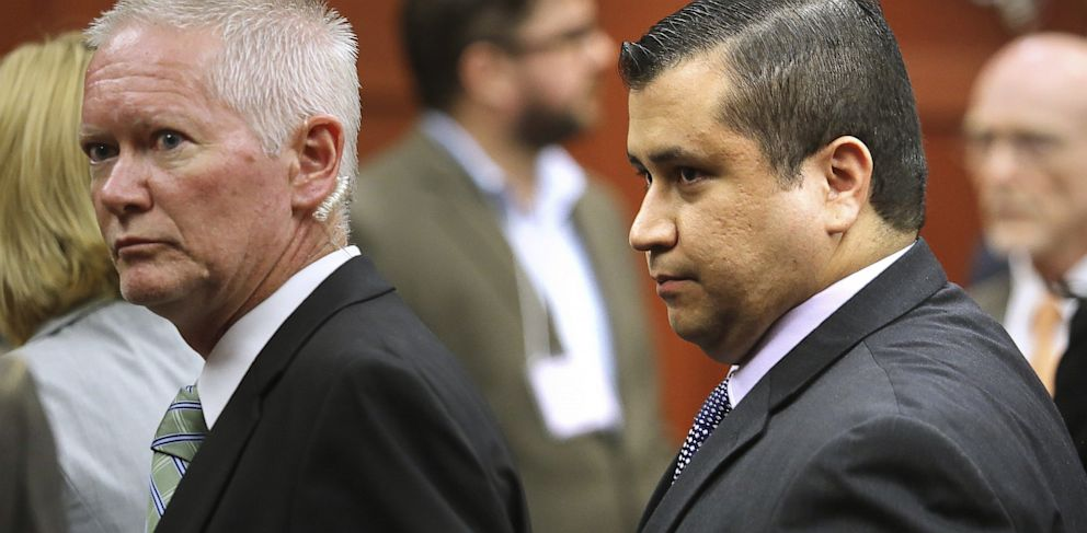 PHOTO: George Zimmerman,
