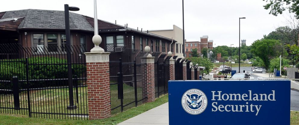 PHOTO: A view of the Homeland Security Department headquarters in northwest Washington, June 5, 2015.
