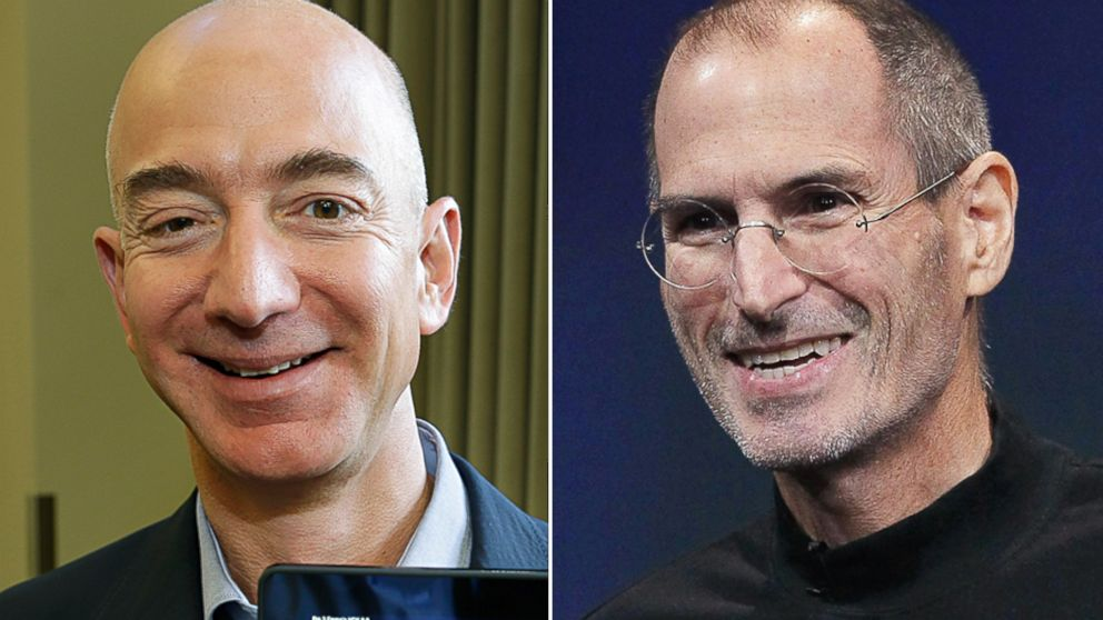 Steve Jobs And Jeff Bezos Were Both Adopted Both Wildly Successful