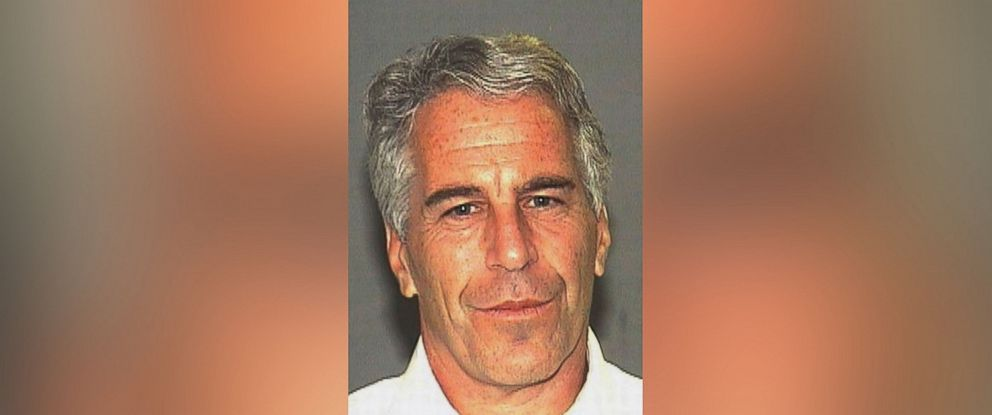 PHOTO: This July 27, 2006 arrest file photo made available by the Palm Beach Sheriffs Office, in Florida, shows Jeffrey Epstein, a Palm Beach financier.