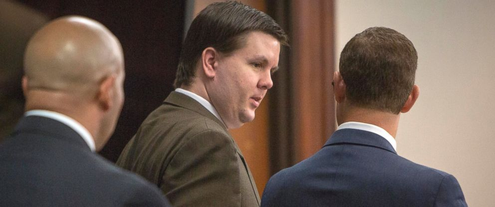 PHOTO: Justin Ross Harris enters the courtroom during his trial at the Glynn County Courthouse in Brunswick, Georgia, Oct. 3, 2016. Harris was charged with murder after his toddler son died two years ago while left in the back of a hot SUV.