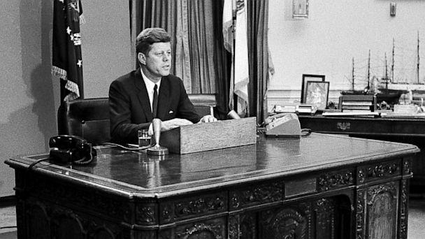 PHOTO: President John F. Kennedy