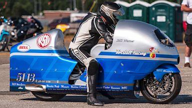 PHOTO: Motorcyclist Dies