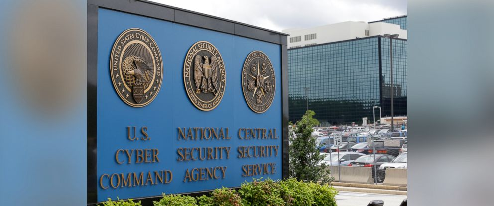 PHOTO: This June 6, 2013 file photo shows the National Security Agency (NSA) campus in Fort Meade, Maryland.