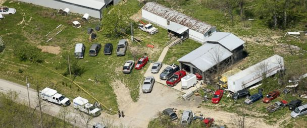 Mysterious Ohio family killings still unsolved 1 year later