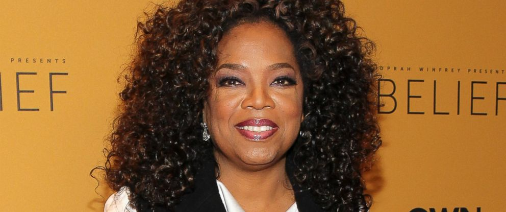 "PHOTO: Oprah Winfrey attends the OWN: Oprah Winfrey Network premiere of ""Belief"" at The TimesCenter, Oct. 14, 2015, in New York."