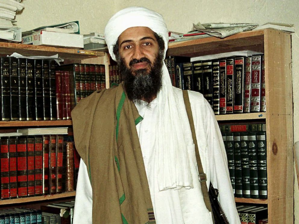 PHOTO: In this April 1998 file photo, al Qaida leader Osama bin Laden is seen in Afghanistan.