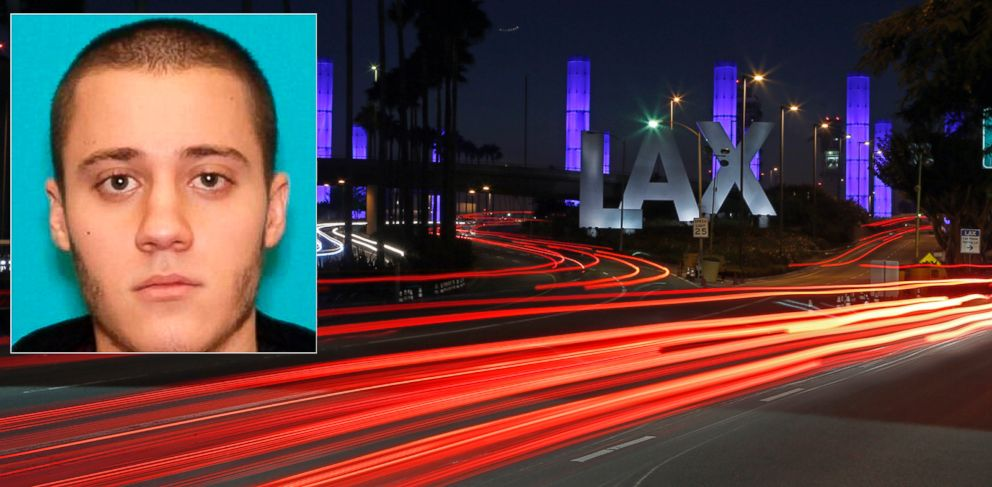 PHOTO: Paul Ciancia, the 23-year-old suspect charged in carrying out a shooting rampage at Los Angeles International Airport, has told authorities that he acted alone.