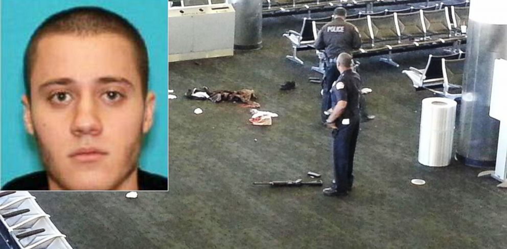 PHOTO: Paul Ciancia has been identified as the man who pulled a semi-automatic rifle from a bag and shot his way past a security checkpoint at Los Angeles International Airport on Nov. 1, 2013.