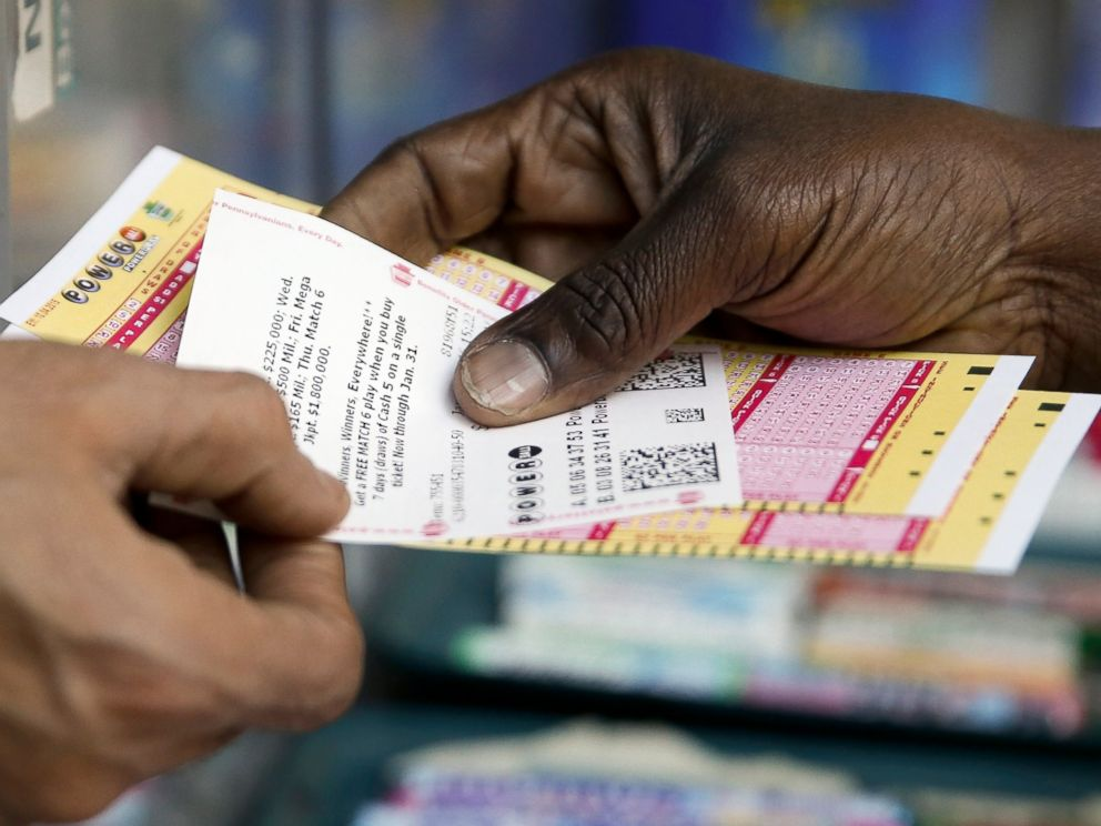 Powerball Drawing Clues From Previous Lottery Winners Abc News