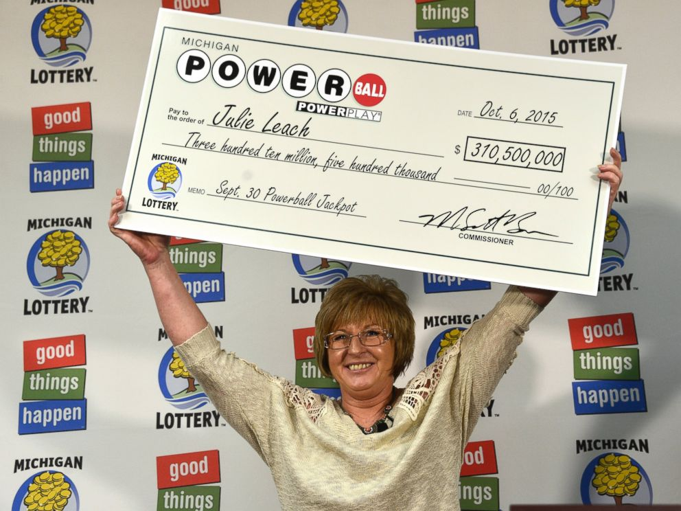 What You Should Do If You Win the Powerball Jackpot - ABC News