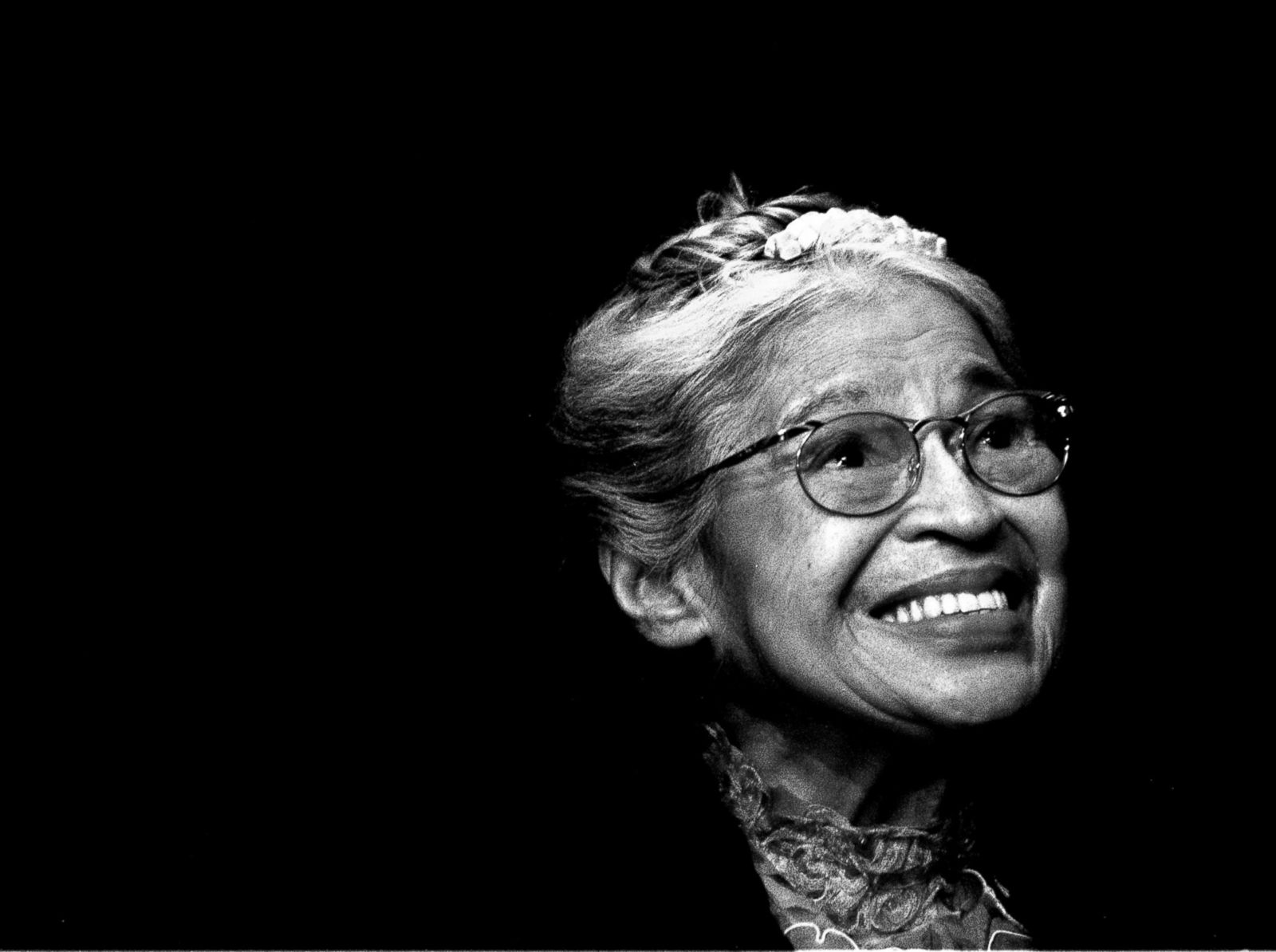 a biography of rosa parks an important black american Read now about the early life of rosa parks, who founded her strength in christianity and was given a keen sense for justice rosa s rosa parks biography rosa.