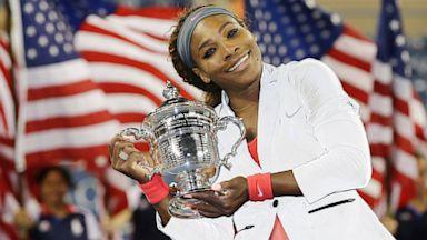 PHOTO: Serena Williams Wins U.S. Open