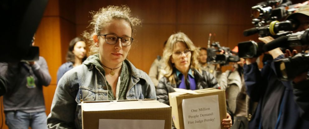 Sister of Brock Turner's Victim Writes Scathing Letter to Ex