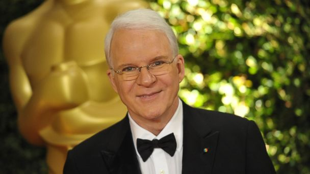 PHOTO: Steve Martin is seen on the red carpet at the 2013 Governors Awards, on Saturday, Nov. 16, 2013 in Los Angeles, Calif.