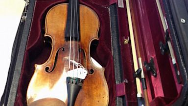 PHOTO: stradivarius, violin