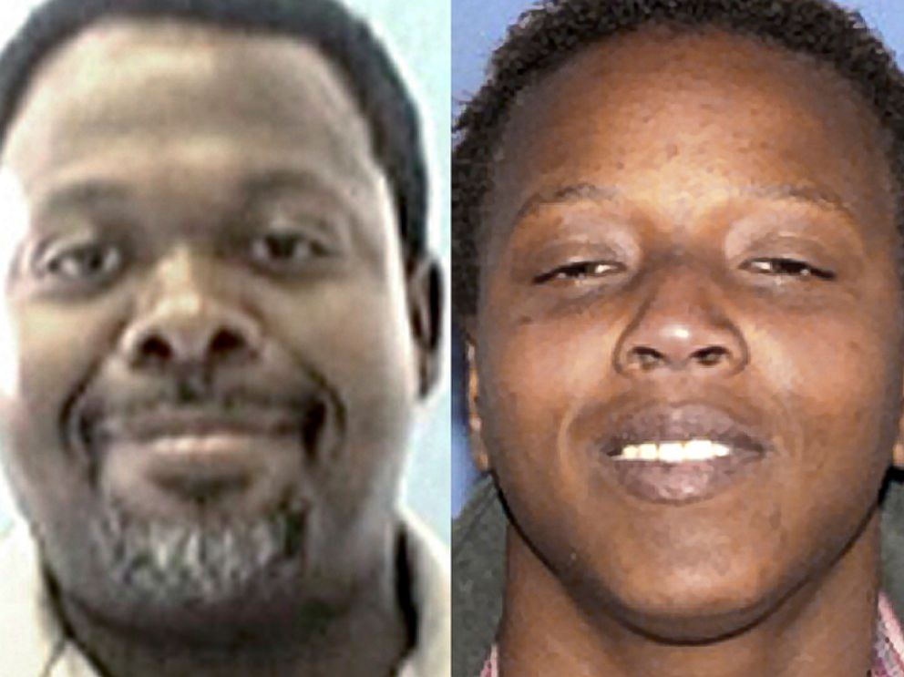 PHOTO: (L-R) These undated photos provided by the Cleveland Police Department show Timothy Russell and Malissa Williams.