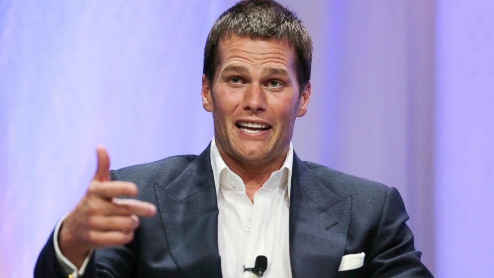 ff262da5428 Deflategate: Brady Was Actually a Good Student - Despite Quip - ABC News