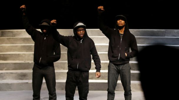 Trayvon Martin's Final Moments Take Center Stage in New Play
