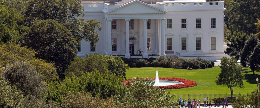PHOTO: The White House in Washington, Sept. 20, 2012.