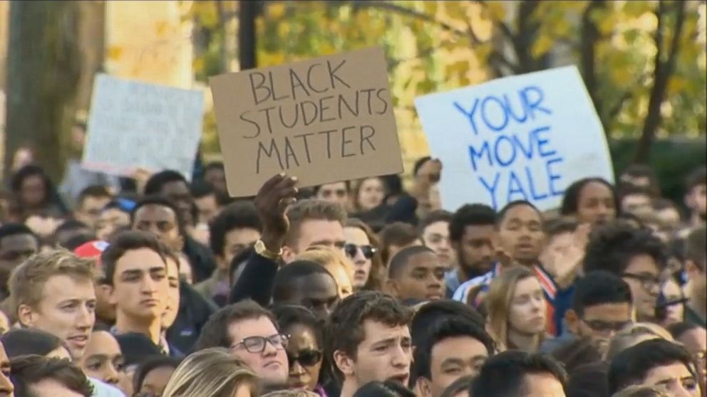 The Allegations of Racism at Yale That Culminated in Over 1,000 ...