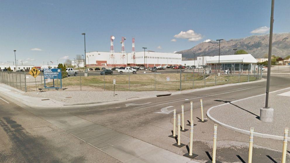 Albuquerque Air Route Traffic Control Center in Albuquerque, N.M.