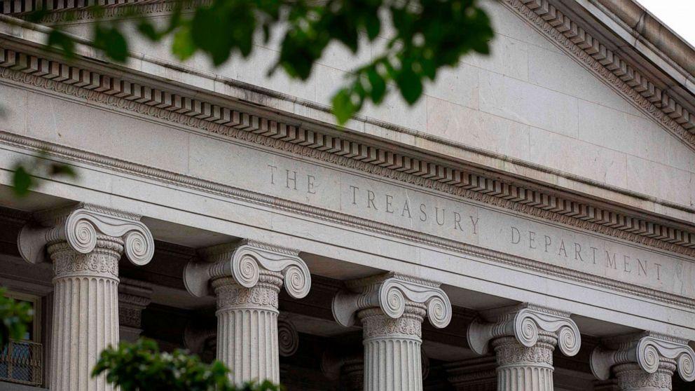 Treasury Department says Ukrainian linked to Rudy Giuliani is 'Russian agent'