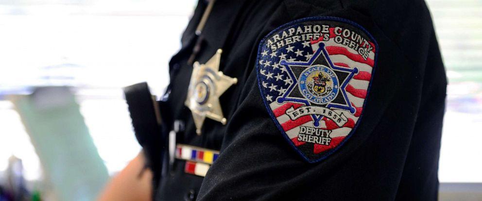 PHOTO: An Arapahoe County Sheriffs deputy, May 5, 2016, in Littleton, Colo.