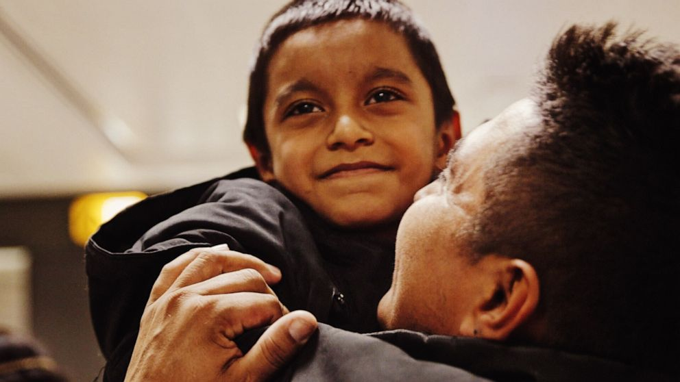 Jesus had been separated from his 6-year-old son Ariel since last spring. Jesus was deported to his home country of Honduras, where he once again faced gun violence.