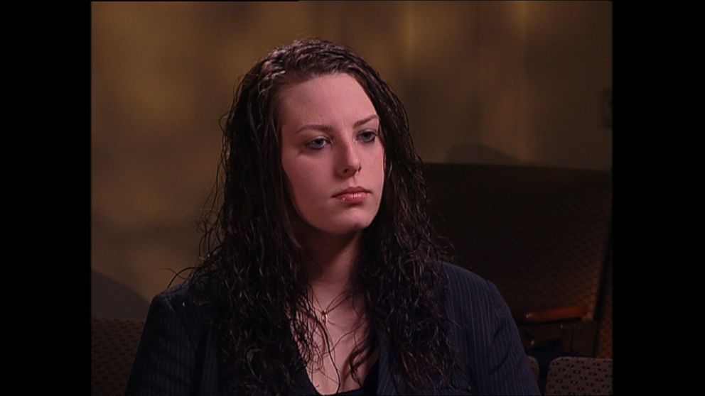 PHOTO: Ashley Wallace, daughter of Stacey Castor and Michael Wallace, spoke with ABC News in 2009 after her mothers conviction.