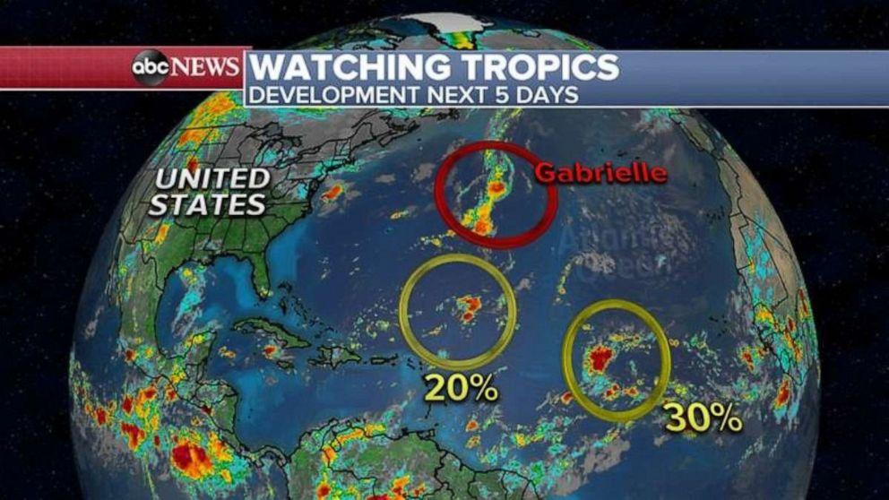 PHOTO: The Atlantic is relatively quiet ahead of peak hurricane season.