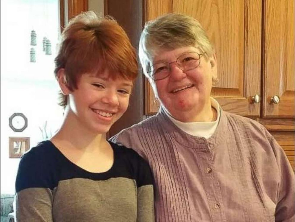 PHOTO: Abigail Kopf and Barbara Hawthorn, who were both shot in an Uber drivers 2016 murderous rampage, are pictured together in this undated photo.