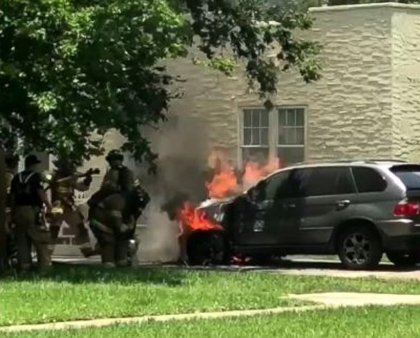 As mysterious BMW fires continue, calls for investigation